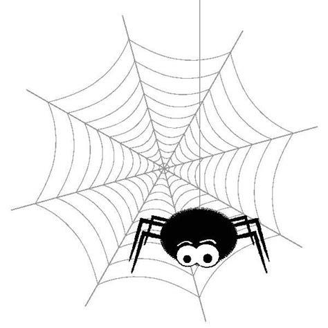 dibujos de aranas  imprimir halloween