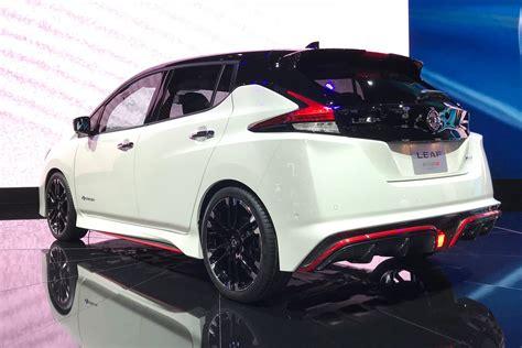 nissan leaf nismo sexes   bestselling ev  car