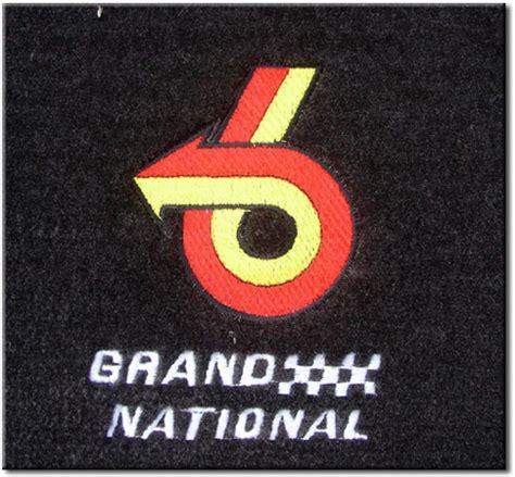 Buick Grand National Logo by Car Motorsports Buick Floor Mats And Logos