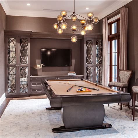 diy pool table light ideas diy create your own gaming room home bunch interior