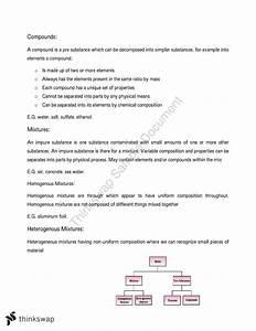 Chemistry Study Guide Term 1  U0026 2