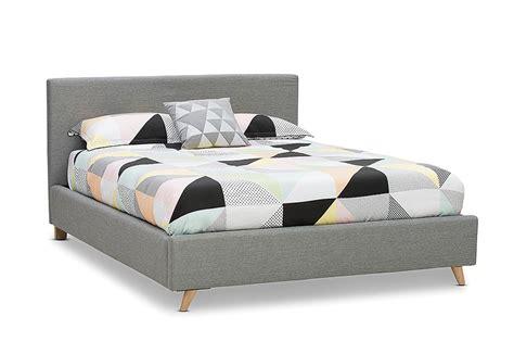scandi queen bed amart furniture queen bed frame bed