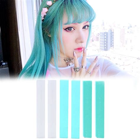 Best Turquoise Ombre Hair Dye Ice Minty Turquoise Hair