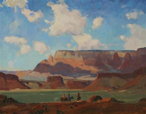 Western Desert Landscape Paintings