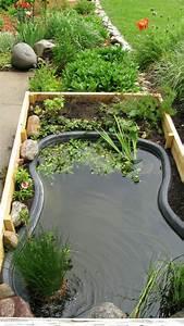 Gartenteich Gestalten Bilder : gartenteich anlegen und eine gr ne oase schaffen ~ Whattoseeinmadrid.com Haus und Dekorationen
