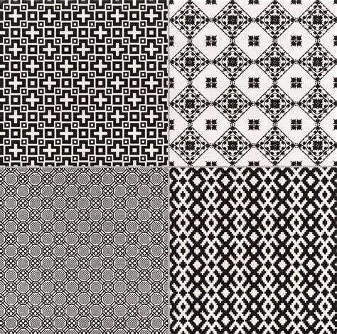 credence cuisine bois carrelage mur et sol imitation ciment noir et blanc 45x45