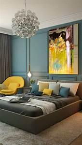 Couleur pour chambre a coucher 111 photos pour s39inspirer for Quelle couleur avec le bleu 16 couleur peinture chambre a coucher