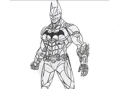 Batman Arkham Knight By Thecoolminecraft On Deviantart