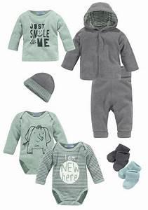 Baby Erstausstattung Set : klitzeklein starterpaket set 8 tlg kaufen otto ~ Markanthonyermac.com Haus und Dekorationen