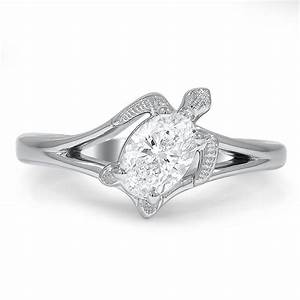 custom turtle inspired diamond ring brilliant earth With turtle wedding ring