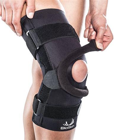 Amazon.com: Wrap Around Compression Supportive Knee Brace