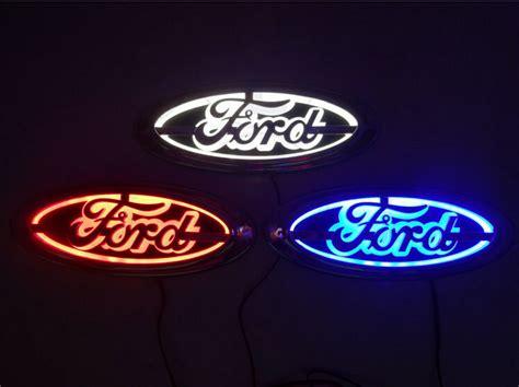 light up car emblems illuminated emblems ford wiring diagram 39 wiring