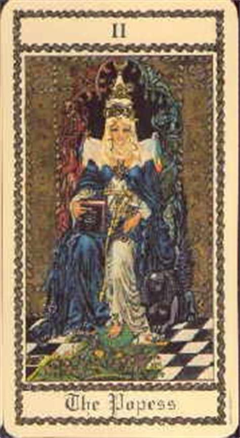 medieval scapini tarot reviews images aeclectic tarot