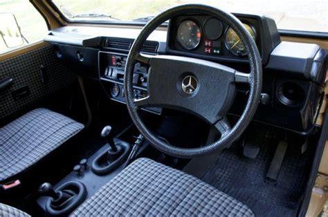 all car manuals free 2008 mercedes benz g class regenerative braking for sale 1985 mercedes benz 230 ge g wagon 4 speed manual classic cars hq