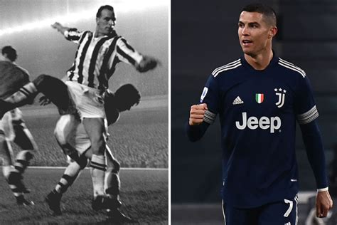 Cristiano Ronaldo equals 63-year-old Juventus record after ...