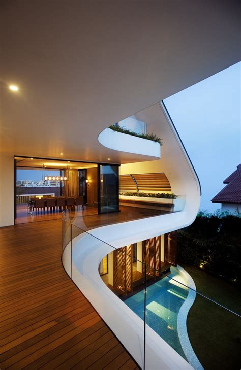yacht house design  singapore idesignarch interior
