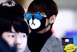Kpop BTS V Masks Mouth Unisex Bangtan Boys New Face Muffle