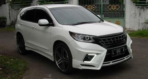 Honda Crv Modification by Cr V Dijual Honda Crv 2013 Putih Modification