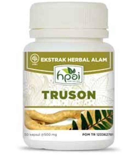 truson obat kuat alami hpai jual truson hni garansi