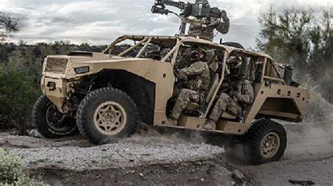 Canadian Forces Get New Vehicle