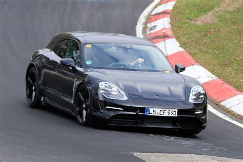 2020 Porsche Taycan by New 2020 Porsche Taycan Sport Turismo Spied At The