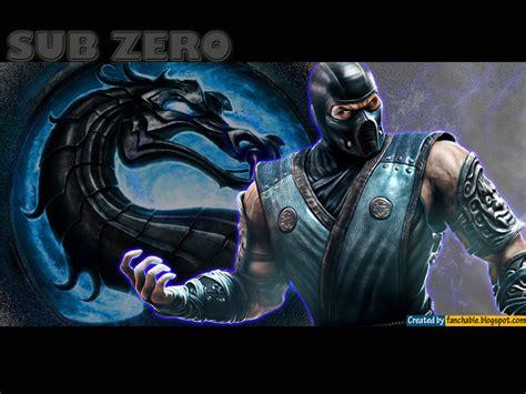 Best Wallpaper Sub Zero (mortal Kombat) New Wallpaper Hd