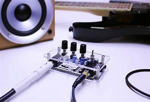 1wamp  Open Hardware 1 Watt Guitar Amplifier