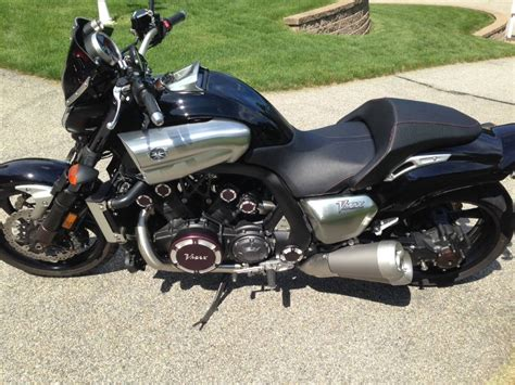 Yamaha Vmax 1700 For Sale Used Motorcycles On Buysellsearch