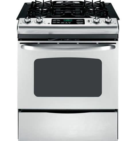 ge    gas range   cleaning oven jgspsenss ge appliances