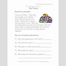 Loved This Site!!! You Should Try It  Teaching English  Reading Comprehension Worksheets