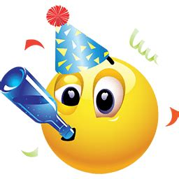 party emoticons  facebook email sms id