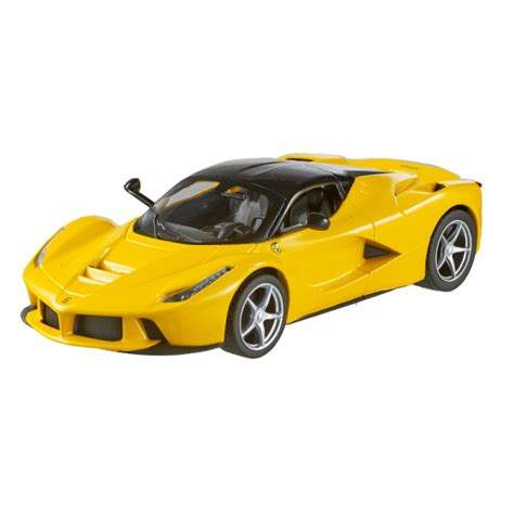 Buy ferrari diecast vehicles and get the best deals at the lowest prices on ebay! Ferrari LaFerrari Yellow - 1:24 Scale Diecast Car - from Jumblies Models UK