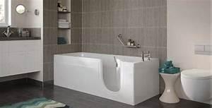Walk In Bath Tub Guide - Safe  U0026 Accessible Bathing