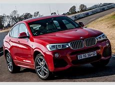 BMW X4 The new baby beast Wheels24