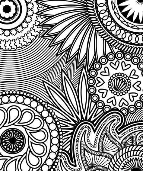 coloring pages  adults