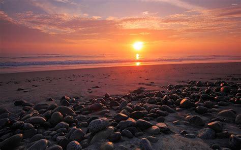 photo sunset   ocean clouds ocean orange