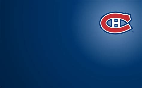 montreal canadiens logo wallpaper wallpapersafari