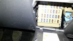 2007 Subaru Impreza Fuse Box Locations And Fuse Card