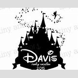 Disney Castle Silhouette With Tinkerbell | 214 x 170 jpeg 8kB