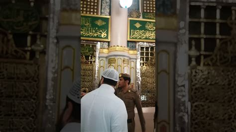 Check spelling or type a new query. Right Way Honey Masjid e Nabwi Bab e Salam Nice View of Roza Rasool sw - YouTube