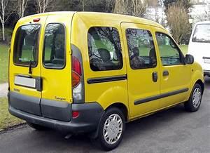 Renault Kangoo : file renault kangoo i rear wikimedia commons ~ Gottalentnigeria.com Avis de Voitures