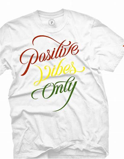 Vibes Positive Gold Shirt Ice Mens Clothing