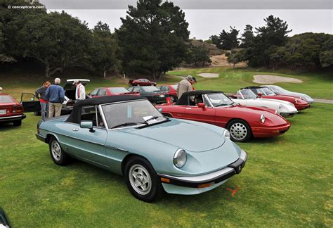 1984 Alfa Romeo Spider by Auction Results And Sales Data For 1984 Alfa Romeo Spider