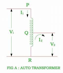 Working Of Auto Transformer  Saving In Copper Material And