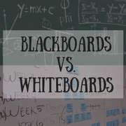 blackboard  whiteboard  material
