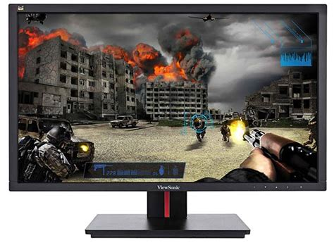ViewSonic unveils the VG2401mh 24-inch Full-HD gaming ...