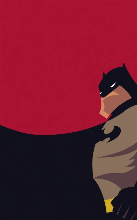 Batman Animated Wallpaper Android - minimalist batman android wallpaper free