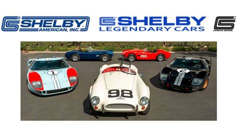Those who participate in the drawing will. Shelby Cashing In On Ford V Ferrari Frenzy