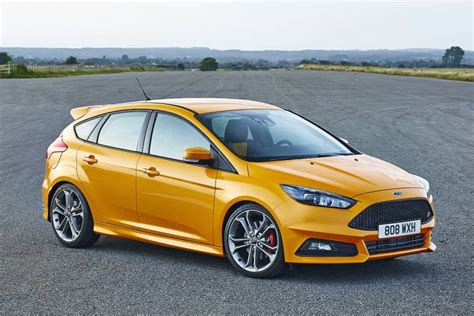 2017 Ford Focus St Release Date 2017 ford focus st price specs release date 0 60