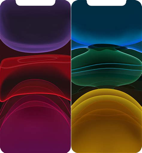 Liked the wallpapers you see above? Download iPhone 11, 11 Pro Official Wallpapers Right Here ...